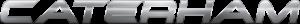 Caterham Logo Silver